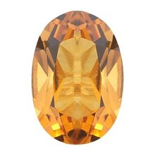4*6mm-12*10mm AAA Oval Citrine ( 1 pcs ) Natural Stone