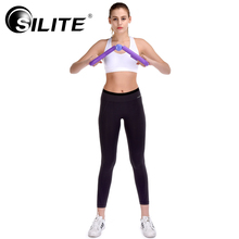Buy SILITE Thigh Master Legs Arms Muscle Fitness Equipments Workout Exerciser Machine Gym Sports Equipment Home Gym Sports Training for $10.07 in AliExpress store
