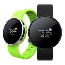 UW1 Bluetooth4.0 Smart Bracelet mirror Screen Band Heart Rate Monitor Waterproof Call Reminder for Android iOS