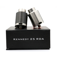 Kennedy 25 RDA 25mm Atomizer rebuidable dripping atomizer dripka Vape E Cigarette Atom RBA Elektronik Sigara