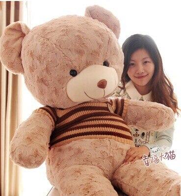 Pernycess 1pcs 70cm Baby bear plush doll large doll birthday gift Valentines Day<br><br>Aliexpress