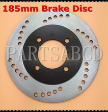 Motorcycle 185mm Brake Disc 150CC 250CC Go kart ATV Quad(China)