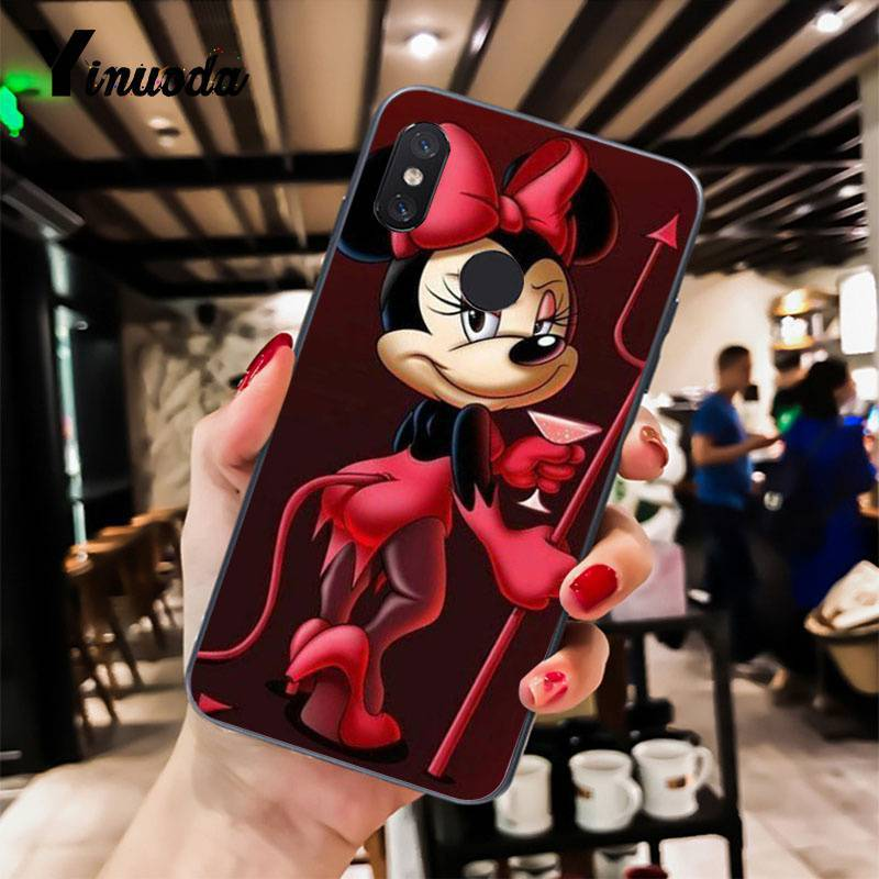fairy tale stained Mickey Mouse