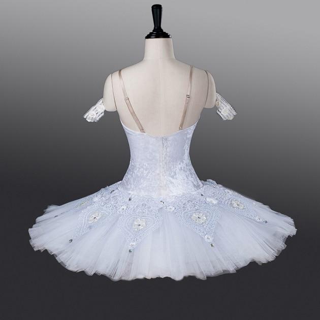 white professional ballet tutus
