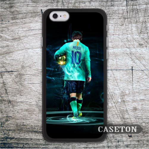 European Golden Boot Football Messi 10 font b Case b font For font b iPhone b