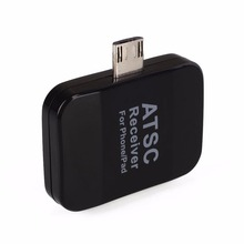 Digital Micro USB ATSC TV Receiver Watch ATSC live TV on Android Phone/Pad USB TV tuner pad TV stick for USA Korea Mexico Canada(China)