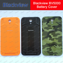 Blackview BV5000 Battery Cover Premium 100% Original Durable back case For Blackview BV5000 Mobile Phone - In Stock(China)