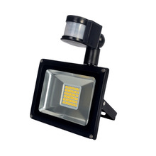 2pcs Sensor Led Flood lighting lights 30W 220V 1800LM 60LED SMD 5730 Floodlights Spotlight For Home Garden Stree Light