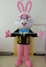 rabbit mascot costume easter bunny costume for adult