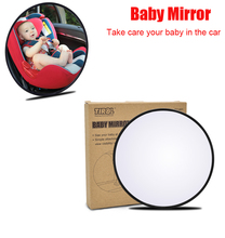 20pcs/lot VIA DHL whole price baby Mirror Rear Back Seat mirror Car Auto Mirror For Baby Safety car styling BM001