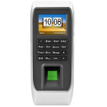 Biometric Fingerprint Time Attendance Clock Recorder Employee Digital Electronic English Reader Machine
