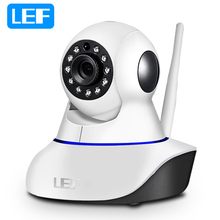 LEF 720P 960P WIFI IP Camera Wireless Home Security CCTV Surveillance Camera P2P IR Infrared Two Way Audio Baby Monitor