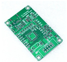 ATmega8 48 88 168 AVR The Minimum System Core Board PCB Bare Board 1PCS(China)