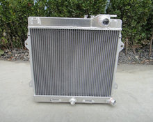 3 Row 56mm Aluminum Radiator for BMW E30 M3/320is 1985-1993 86 87 88 89 90 91 92(China)