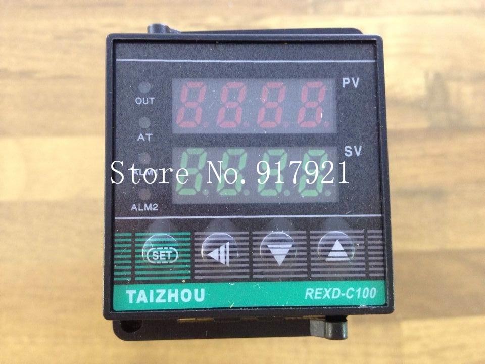 [ZOB] TAIZHOU REXD-C1131*AN 0-400 K universal temperature control meter relay input 48X48  --5pcs/lot<br>