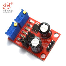 100pcs NE555 Pulse Generator Frequency Duty Cycle Adjustable Module Square/Rectangular Wave Stepping Motor Driver LED Indicator