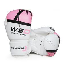 Medium Quality Bag Punch Training Women/Men Boxing Gloves Karate/Muay Thai/Boxeo/MMA/Taekwondo