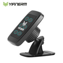 Yianerm 6 Magnet Magnetic Car Phone Holder 3M Stick Mount Dashboard Stand For iPhone 6 6s 7/Plus,Samsung,Xiaomi,Motorola(China)