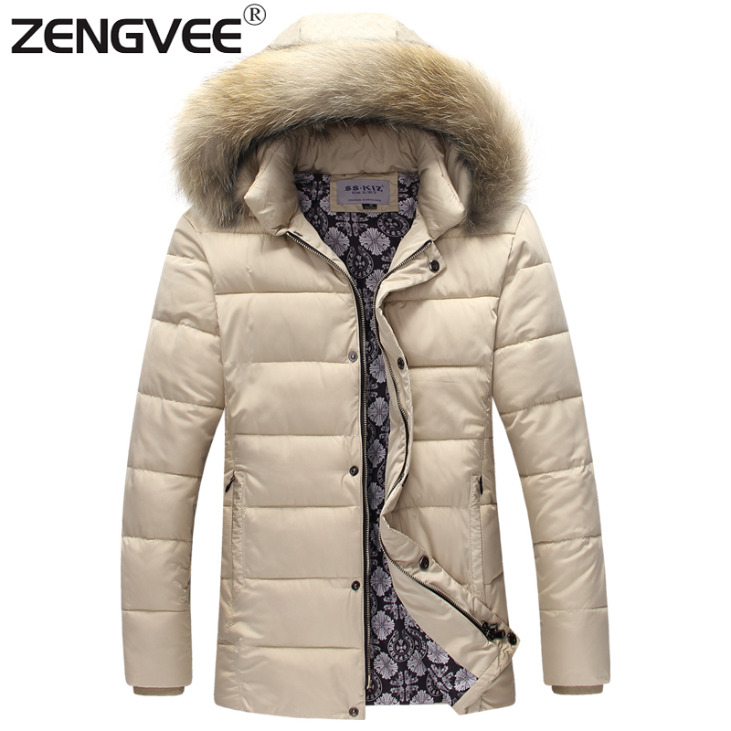 2017 Hot Sale Overcoat Men Winter Outwear Wadded Coat Windproof Padded Casual For Male Warm Clothing  Одежда и ак�е��уары<br><br><br>Aliexpress
