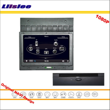 Liislee For Land Rover For Range Rover 2005~2009 Radio CD DVD Player GPS Navigation 1080P HD Screen System Original NAVI Design