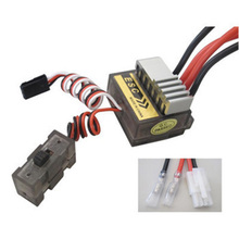 Buy 320A Brushed Brush Speed Controller ESC 1/8 1/10 RC Car Truck Buggy Car Boat for $12.90 in AliExpress store