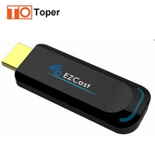 2017 Ezcast 5G Best Smart TV Stick Dongle Miracast HDMI Mirror TV Airplay DLNA for Android IOS Window OS better than Android Box