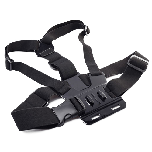 8 Pieces Accessories Kit Car Suction Cup Mount Chest Head Strap for Gopro Hero 2 3 4