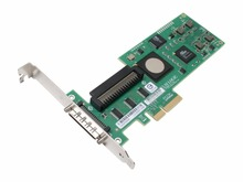 LSI SCSI LSI20320IE Ultra320 PCI Express 1.1 JBOD Controller Card, Single(China)