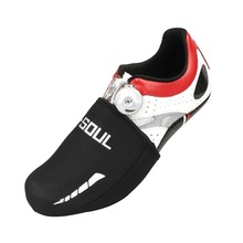 Bicycle Bike Shoes Cover Road MTB Bike Cycling Shoes Toe Cover Winter Waterproof Warm Protector Boot Case Overshoes