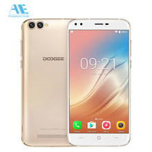 Doogee X30 Dual Rear Camera Android 7.0 Mobile Phone 5.5 Inch HD 2G RAM 16GB ROM Smartphone 3360mAh 3G Unlock Cellphone