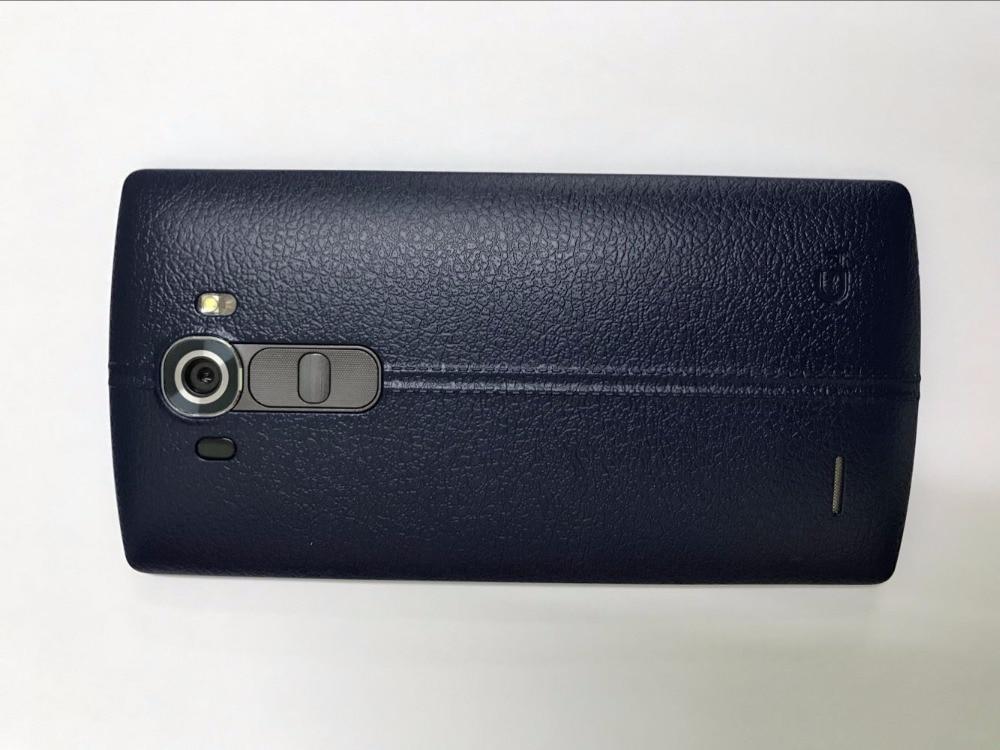 "Unlocked LG G4 H815 EU Hexa Core 3GB RAM 32GB ROM 5.5 "" Cell Phone 16.0MP Camera 4G LTE Original phone"