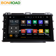 2G+16G Android 6.0 Car DVD Player 2Din Radio GPS Navigation Video Head Unit Stereo Audio for Prado 120 2002-2006 2007 2008 2009