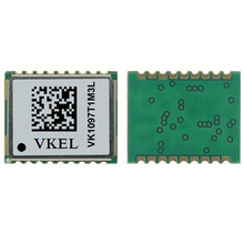 VKEL GPS Module 5pcs VK1097T1M3L UBLOX Navigation Global Minimum Ultra-low Power GPS Module OEM/Wholesale Module custom UAV(China)