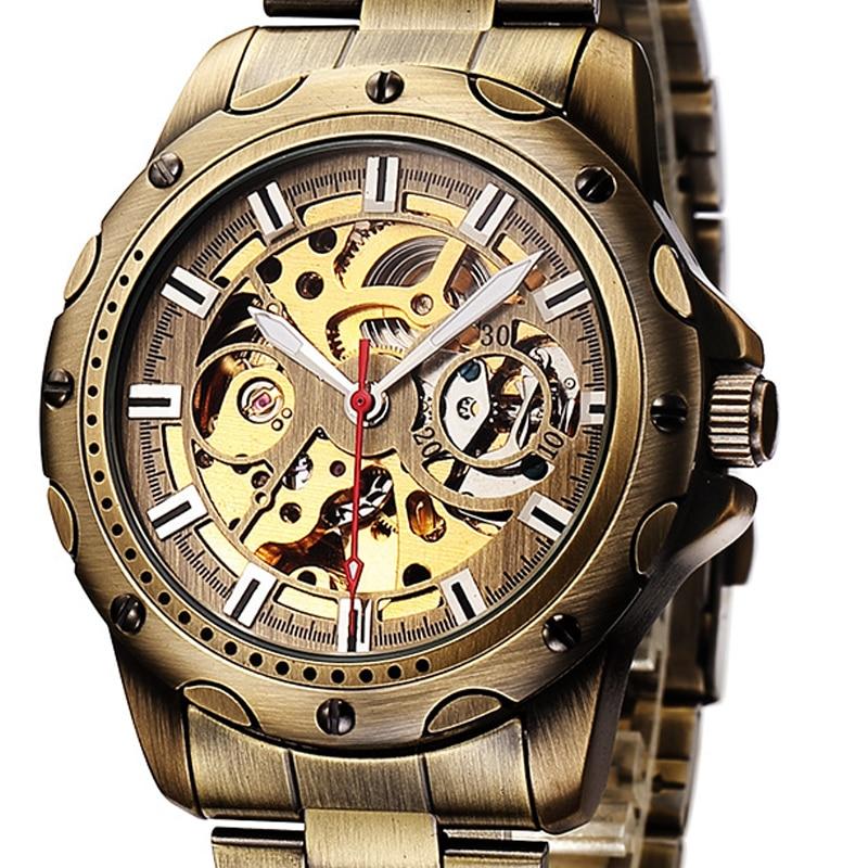 mechanical watch-hands