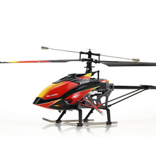 Wltoys V913 Brushless Drone 2.4G 4CH Single Oars LCD Remote Control Big Aircraft Model Outdoor Toy