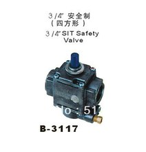 "Gas Svote Part 3/4"" SIT Safety Valve"