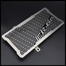 New Motorcycle Stainless Steel Radiator Guard Protector Grille Grill Cover For Kawasaki Ninja ER6N ER-6N ER6F 2012 2013 14 15