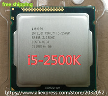 Intel i5 2500K Processor Quad-Core 3.3GHz LGA 1155 TDP:95W 6MB Cache With HD Graphics i5-2500k  I5 2500K
