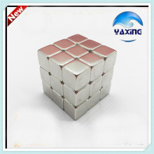 100PCS N35  10 x 10x 10mm Super Strong  Rare Earth Permanet cube Magnet Powerful Square Neodymium Magnet  10*10*10mm