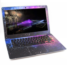 A8 Fireworks Cover 8GB Ram+64GB SSD+750GB HDD Windows10 Ultrathin Quad Core Fast Boot Laptop Notebook Computer(China)