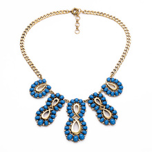 2017 New Fashion Resin Female New Best Friends Perfumes and Fragrances For Women Necklace(China)