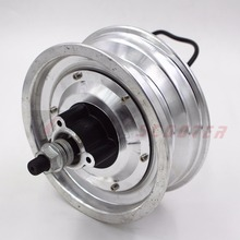"Electric Scooter Motors 800W 48V Brushless Electric Motors 12"" (90/65-6.5) Wheel Hub Motor for Electric Bikes"
