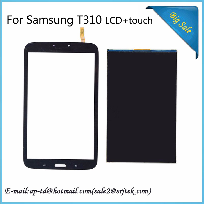 Wholesale 8 inch For Samsung Galaxy Tab 3 8.0 T310 LCD Display With Touch Screen Digitizer Replacement Parts Tablet Pc<br><br>Aliexpress
