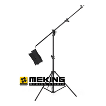 395cm 13'  Light Boom stand tripod photo studio support system with Sand bag For Photo Studio Video Flash Umbrellas Reflec
