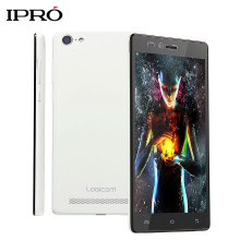Original IPRO LOGICOM 5.5 Inch Mobile Phones 512MB RAM 4GB ROM 2300mAh 8.0MP MTK6572 Quad Core Android 4.4 Cellular Smartphone(China)