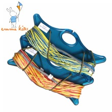 180KG / 100KG x 20M Stunt Power Kite 4 Lines Large Kite Flying String For Traction Parachute Kite(China)