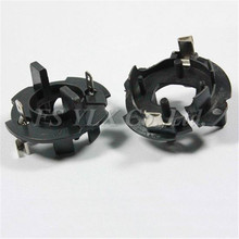 2 pcs H7 adapter holders base for HID xenon lamp bulb Light for Volkswagen, Jetta, Golf 5 Scirocco GETTA X