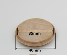 40mm*35mm wooden stairs decorative cover / screw / Wood /  staircase covers cover / hole cover wood furniture accessories