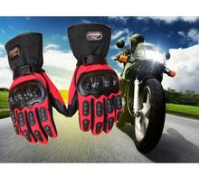 Motorcycle Gloves Winter Warm Waterproof Windproof Protective Gloves 100% Waterproof Guantes Moto Luvas Alpine Motocross Stars