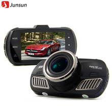 Junsun Car Camera Ambarella A12 mini DVR Full HD 2560*1440P GPS Logger video Recorder dashcam Black Box registrar DVRs